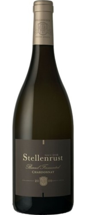 Stellenrust Barrel Fermented Chardonnay 2016