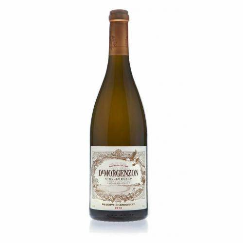 De Morgenzon Chardonnay Reserve 2016