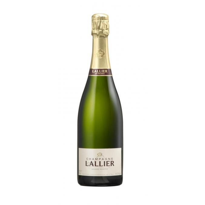 Lallier Grand Reserve Brut NV