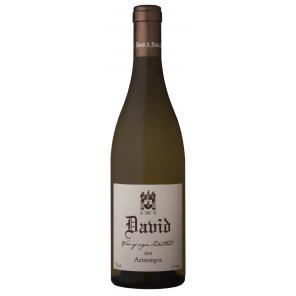 David Sadie Aristargos White Blend 2016