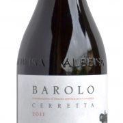 Barolo Giovanni Rosso, Ceretta 2011