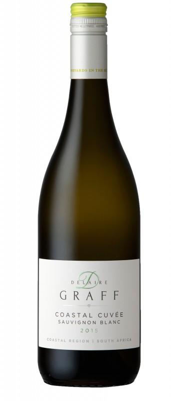 Delaire Coastal Cuvée Sauvignon Blanc 2017