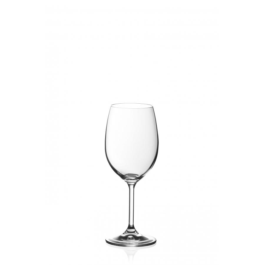 Lara crystal White Wine Glass 350ml