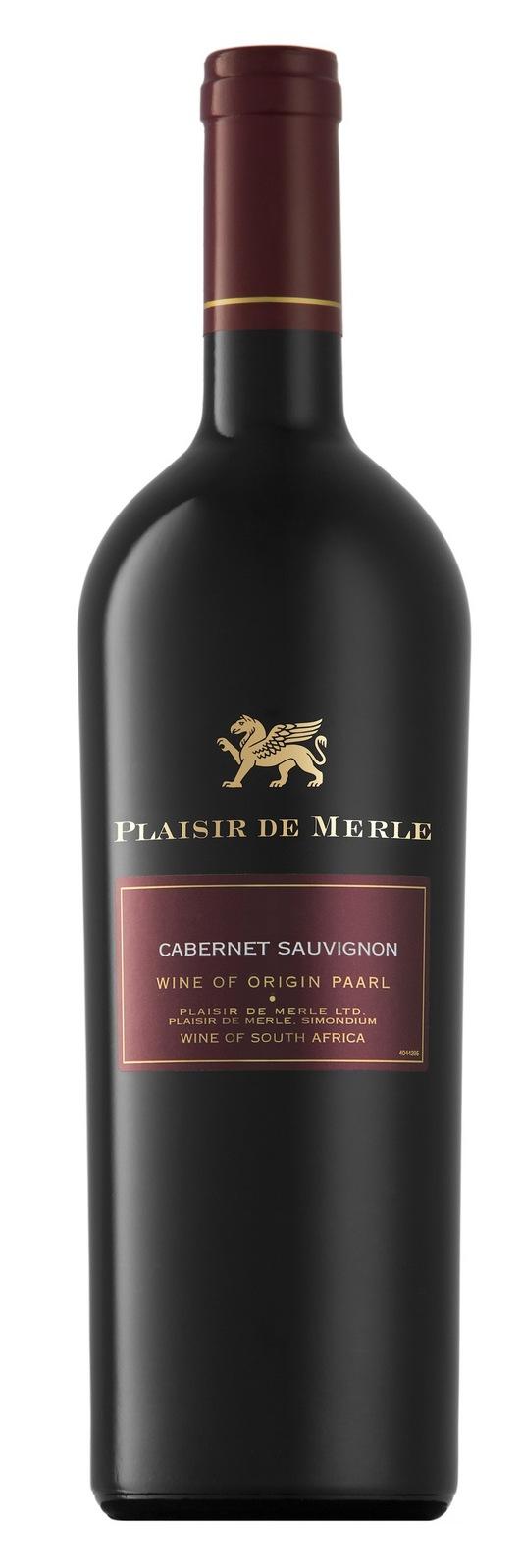 Plaisir de Merle Cabernet Sauvignon 2014