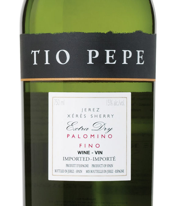 Gonzalez Byass Tio Pepe Palomino Fino Sherry