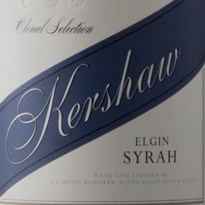 Richard Kershaw Clonal Selection Syrah 2015