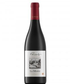 La Motte Pierneef Shiraz/Viognier Red Blend 2015