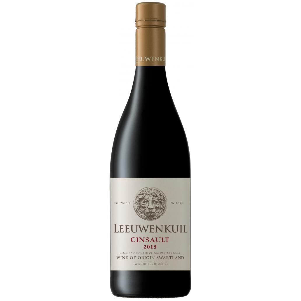 Leeuwenkuil Heritage Collection Cinsault 2016