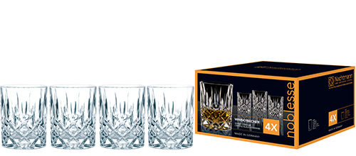 Nachtmann Noblesse Whiskey Tumblers