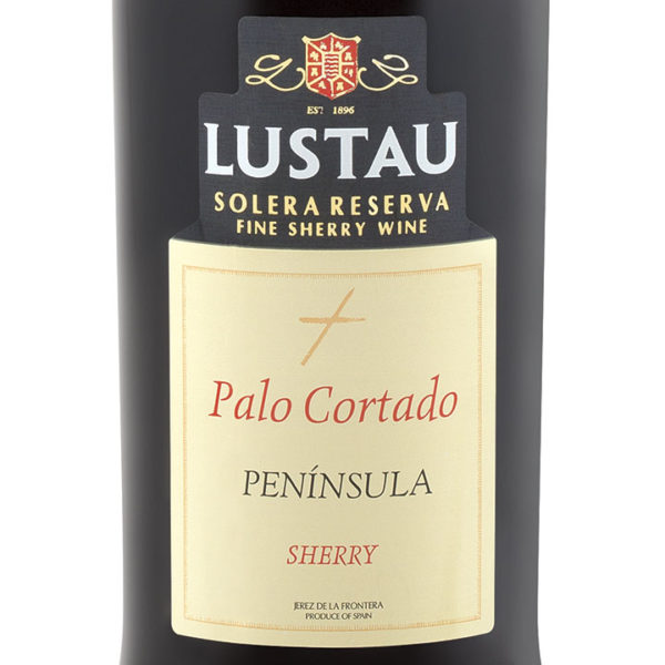 Sherry Lustau Palo Cortado Peninsula 375ml