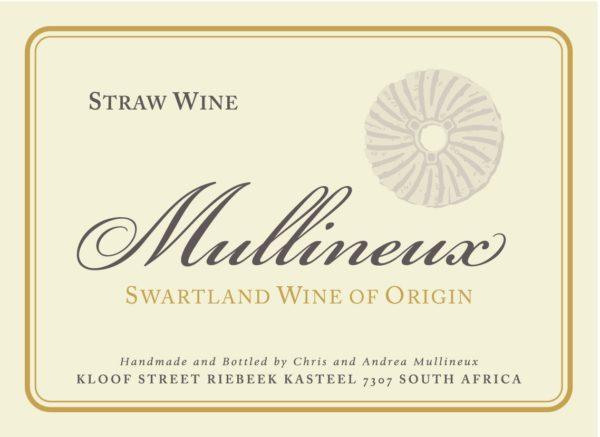Mullineux Straw Wine 2016 (375ml)