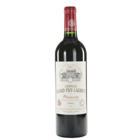 Grand Puy Lacoste, Pauillac 2014