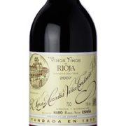 Rioja Vina Tondonia Cubillo Crianza 2008