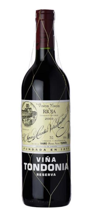 Rioja Vina Tondonia Reserva 2005