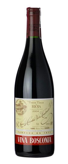Rioja Vina Bosconia Reserva 2005