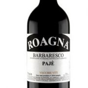 Barbaresco Roagna Paje VV 2009