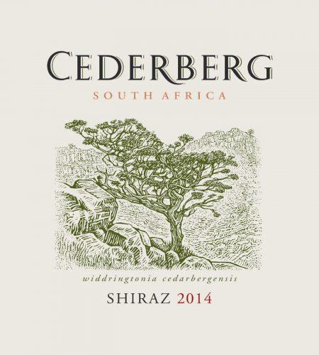 Cederberg Shiraz 2016