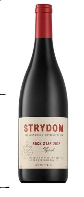 Strydom Rock Star Syrah 2012