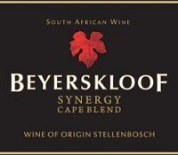 Beyerskloof Synergy Cape blend 2015