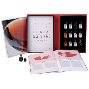 Le Nez du Vin Wine Scents Red Wine Kit