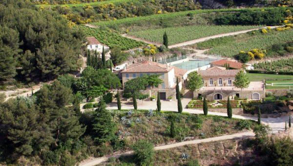 Rose Chateau de Pibarnon 2015