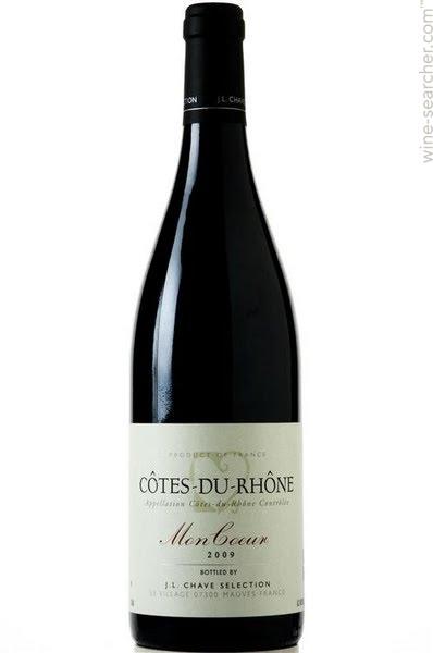 Cotes-du-Rhone Mon Coeur JL Chave Collection 2014