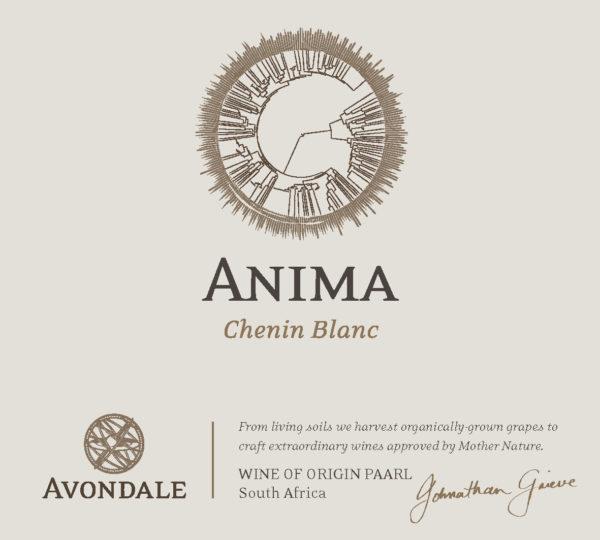 Avondale Anima Chenin Blanc 2015