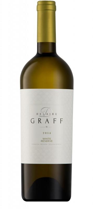 Delaire Graff White Reserve 2014