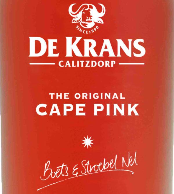 De Krans Original Cape Pink