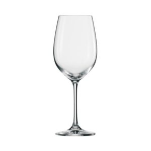 Ivento Crystal White/Red Wine Glass - Set of 6