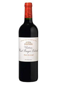 Haut-Bages Liberal Pauillac 2012