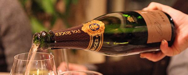 Pol Roger Champagne Rose 2008