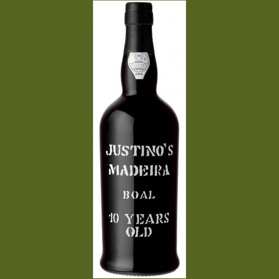 Madeira Justino's - Boal 10 Year Old