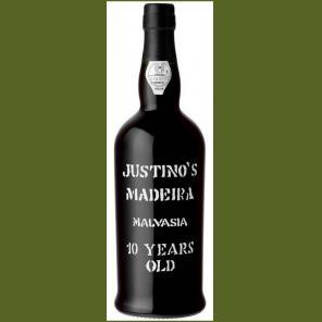 Madeira Justino's - Malvasia 10 Year Old