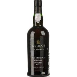 Madeira Justino's -  Old Reserve 10 Years Fine Rich