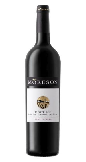 Moreson Pi Not Aged red blend 2014