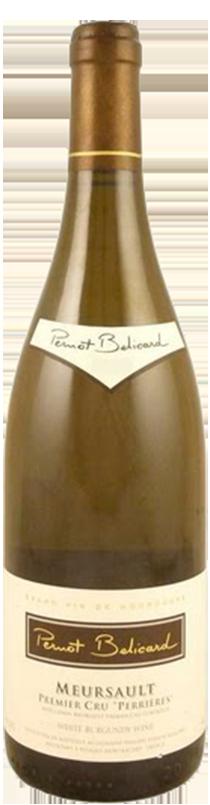 Meursault, Pernot Belicard 1er Cru Les Perrieres 2013