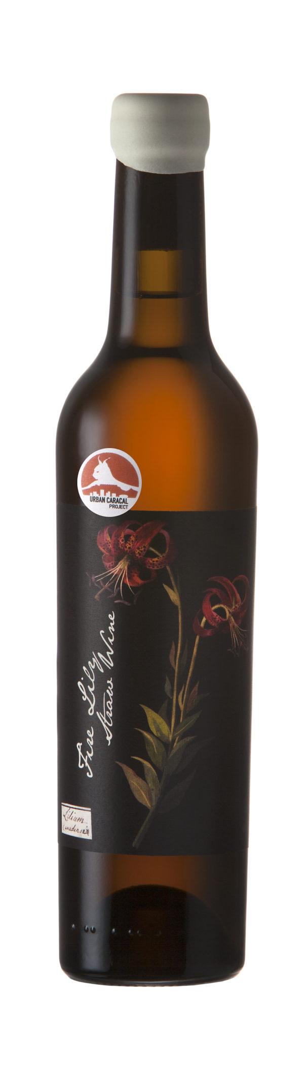 Botanica Fire Lily Straw Wine NV