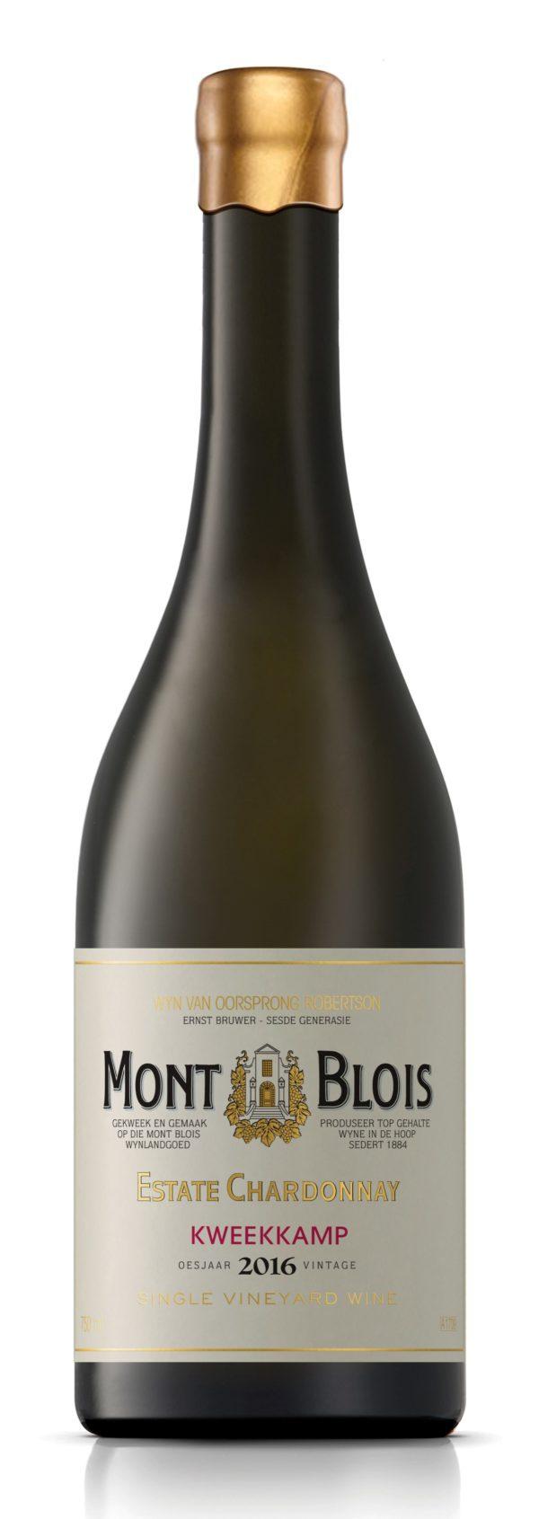Mont Blois Chardonnay Kweekkamp 2016
