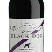 Paul Wallace Black Dog Malbec 2015
