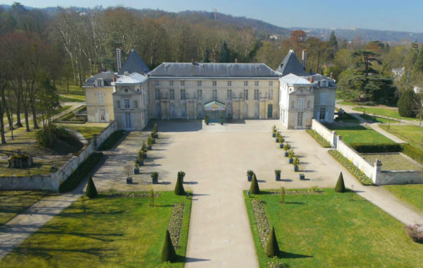 Chateau Malmaison Baronne Nadine 2012