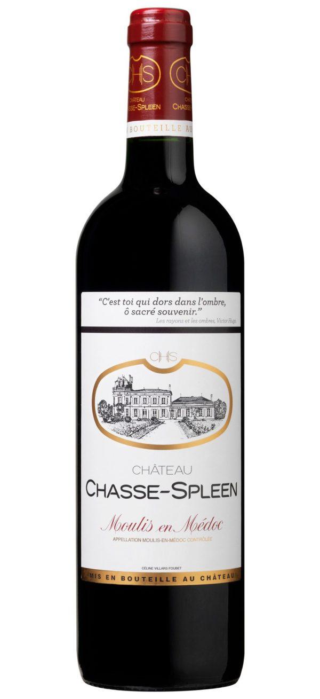 Chasse-Spleen Moulis 2014
