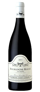 Bourgogne Rouge La Taupe, Chavy-Chouet 2015