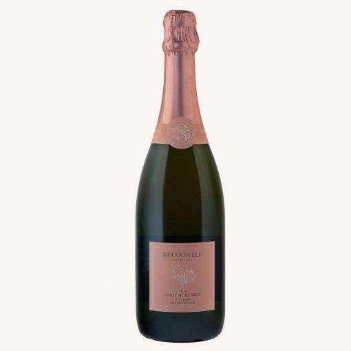 Strandveld 'Skaamgesiggie' Pinot Noir Brut MCC 2015